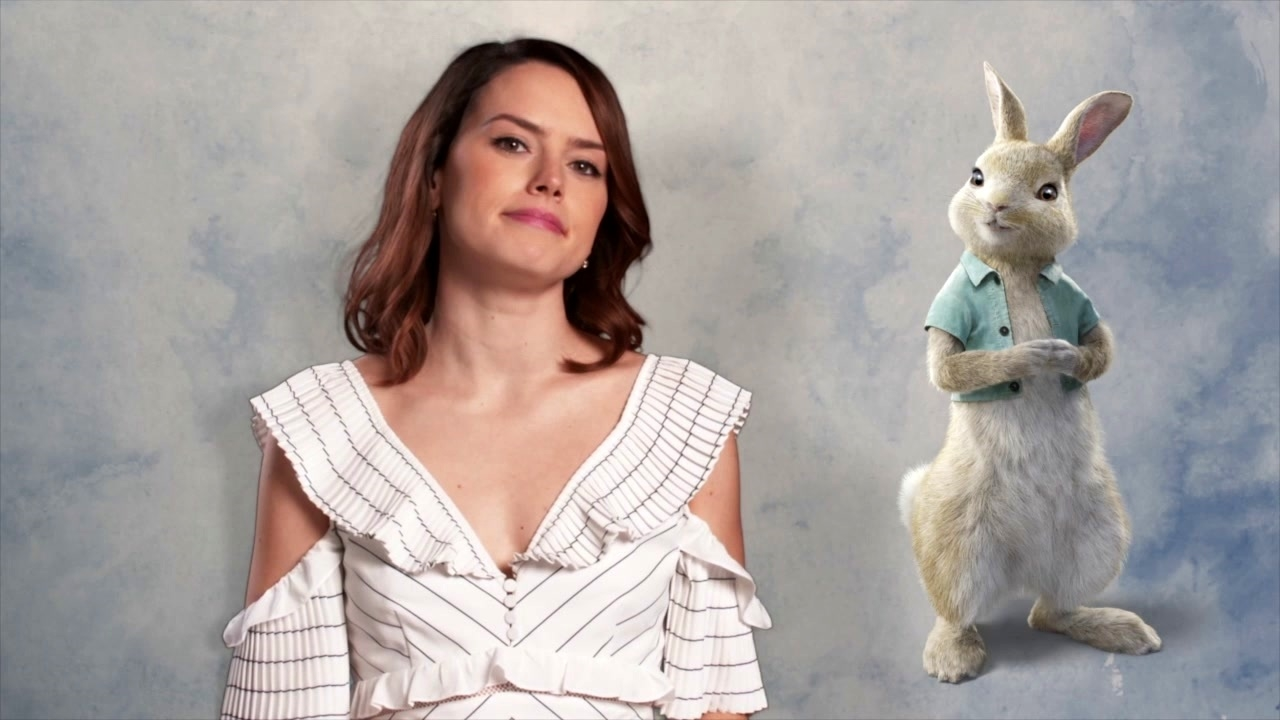 Peter Rabbit: Daisy Ridley On Her Character