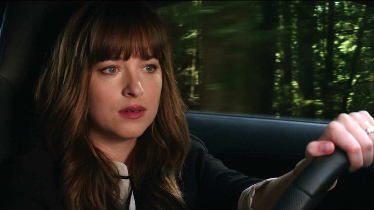 Fifty Shades Freed: Ana And Christian Are Being Followed