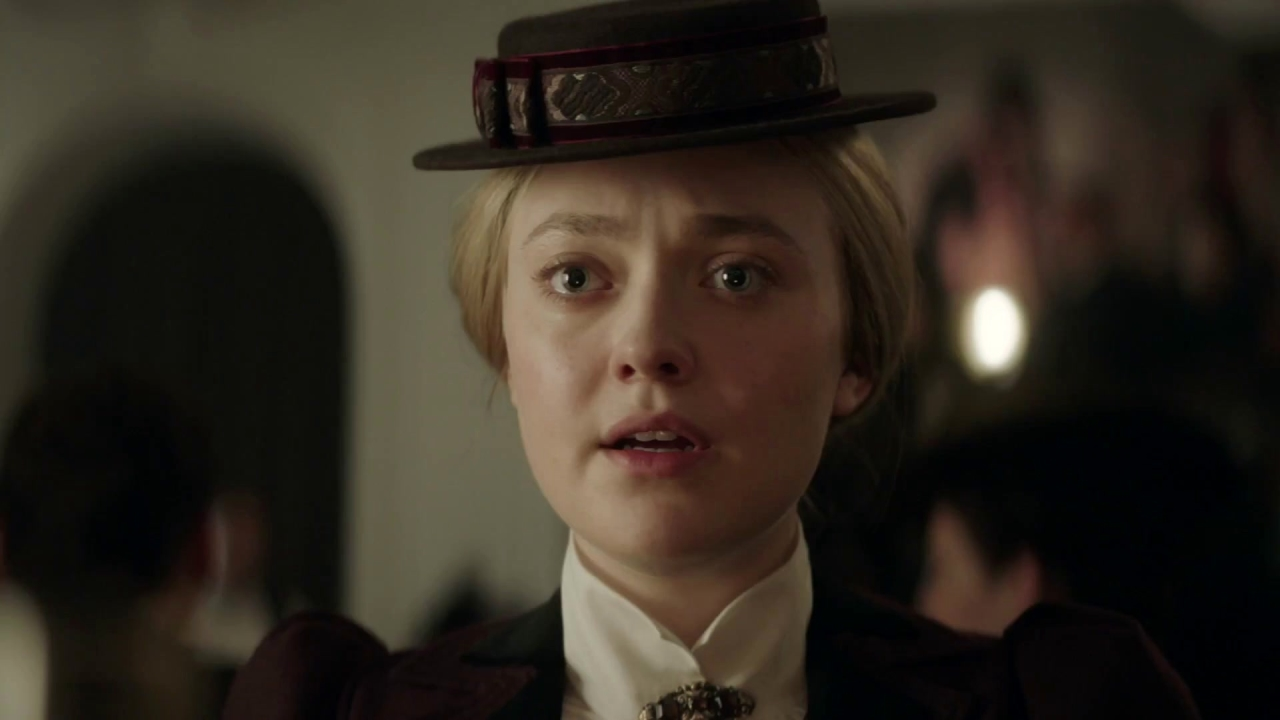 The Alienist: These Bloody Thoughts