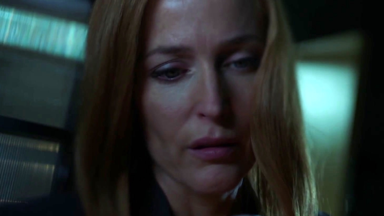 The X-Files: Scully Wakes Up In A Hospital