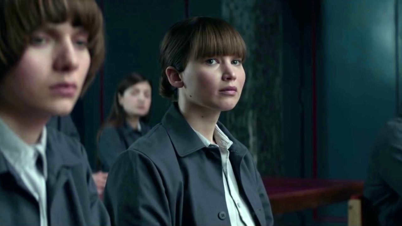 Red Sparrow: Sparrow School: The Art Of Manipulation (Featurette)