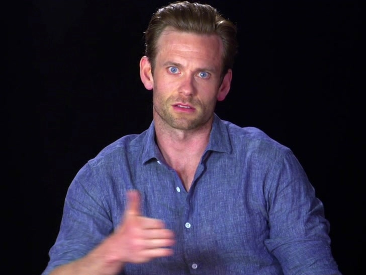 Fifty Shades Freed: Eric Johnson On Talking About Jack Hyde With James Foley
