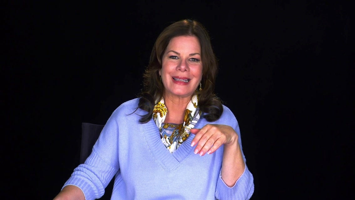 Fifty Shades Freed: Marcia Gay Harden On Working With E.L. James
