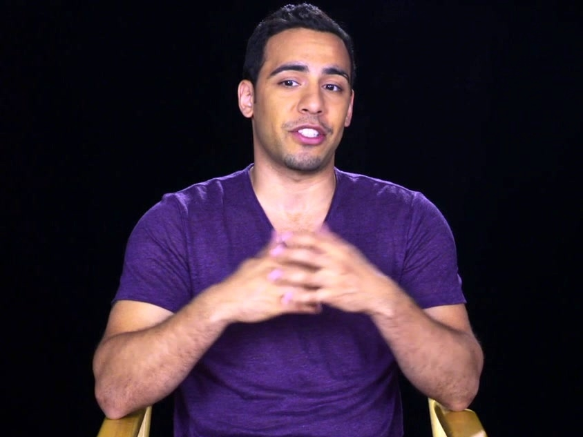 Fifty Shades Freed: Victor Rasuk On Working With E.L. James On Set