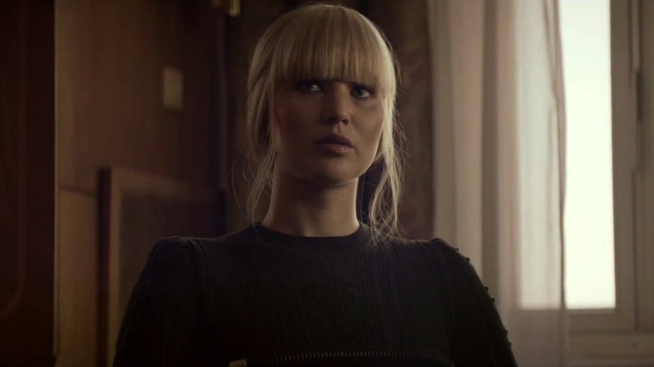 Red Sparrow: Meet Dominika (Featurette)