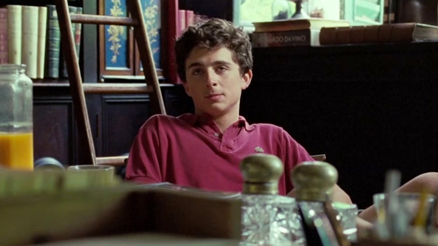 Call Me By Your Name (Clean Trailer)