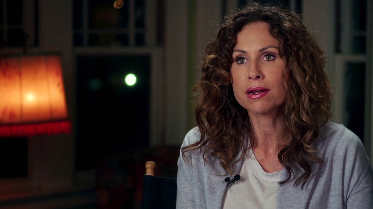 Spinning Man: Minnie Driver On The Story