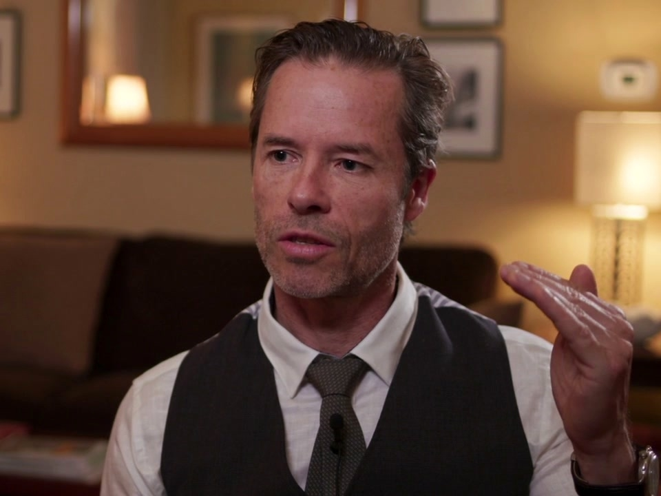Spinning Man: Guy Pearce On His Character