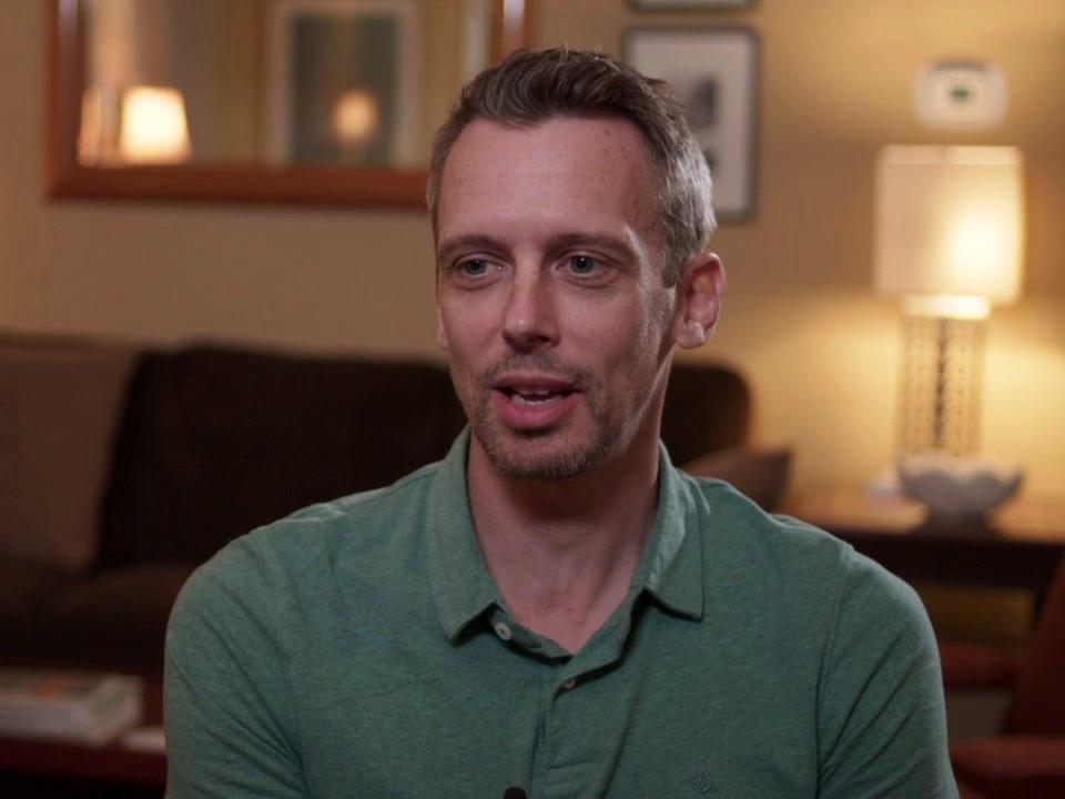 Spinning Man: Simon Kaijser On What Drew Him To The Film