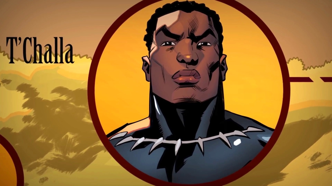 Black Panther: Black Panther's Royal Family Tree (Featurette)
