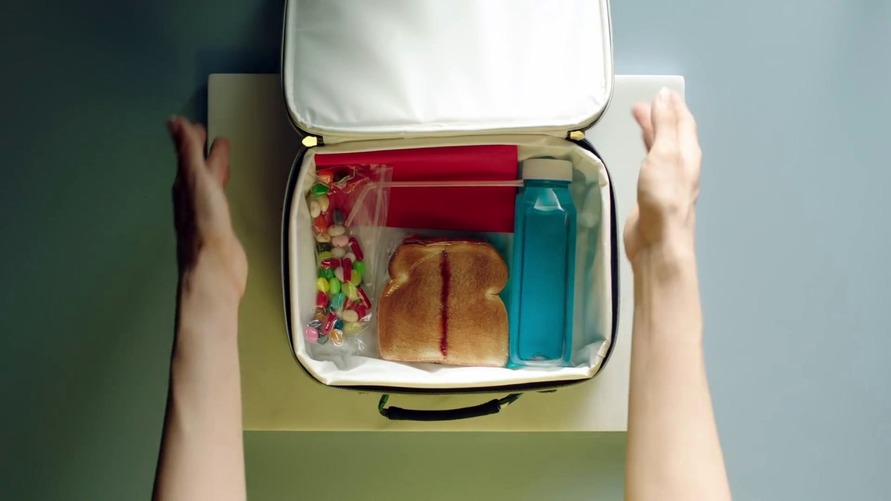 Heathers: Packing a Lunch