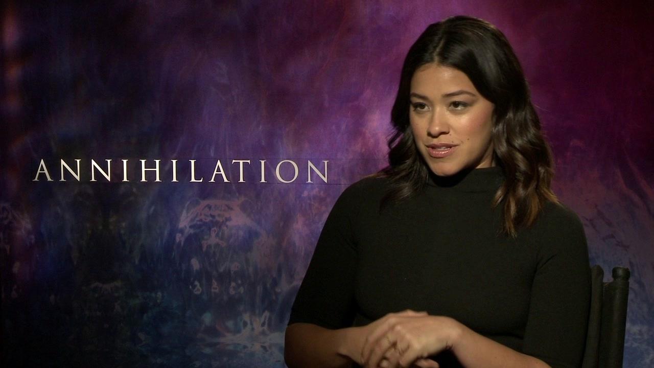 Annihilation: Gina Rodriguez On Her Role