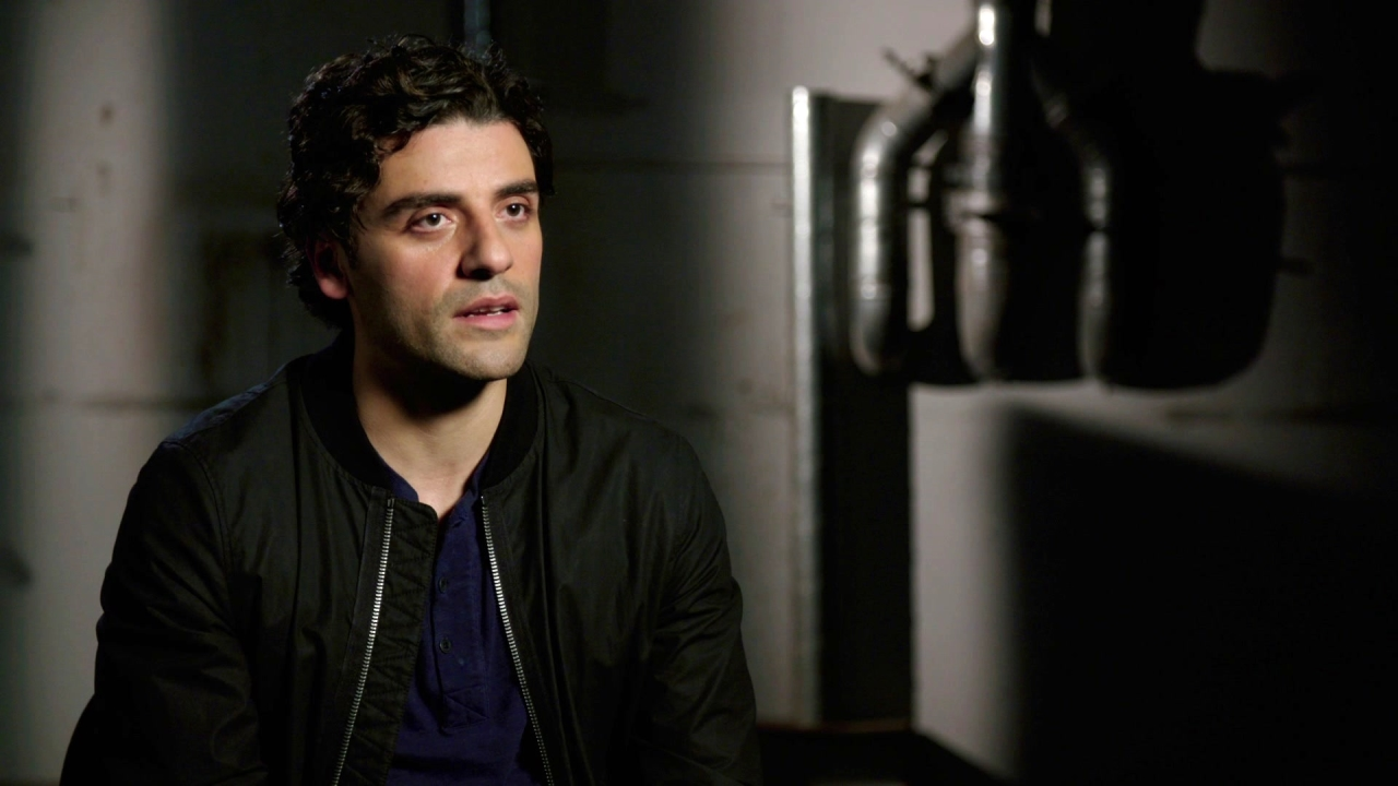 Annihilation: Oscar Isaac On Working With Alex Garland