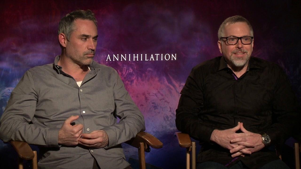 Annihilation: Alex Garland & Jeff Vandermeer On What Inspired The Book