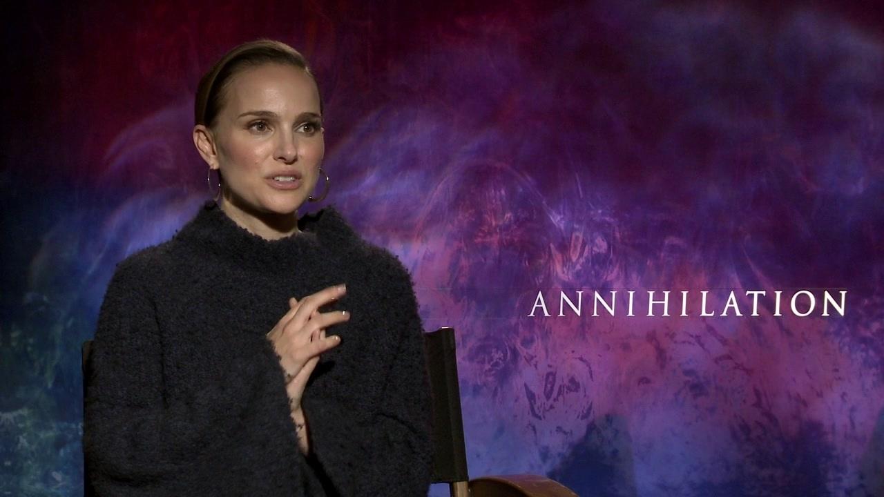 Annihilation: Natalie Portman On Her Role
