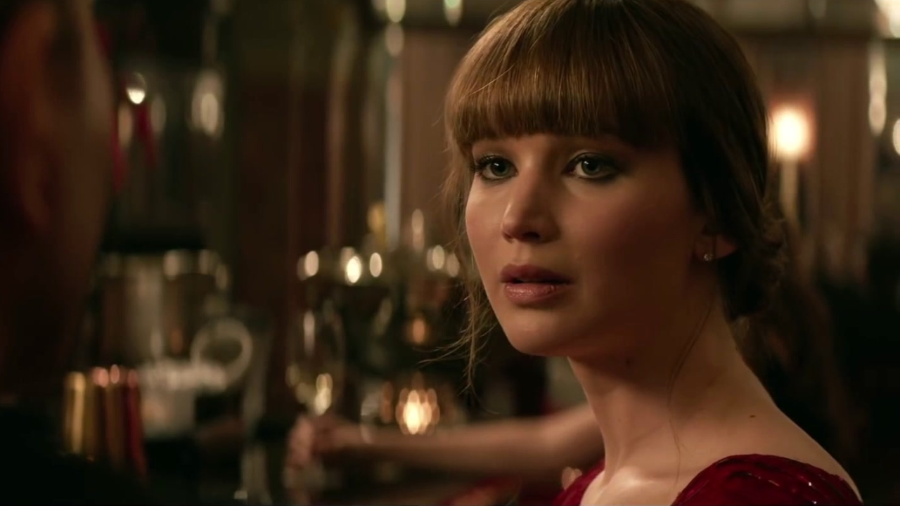 Red Sparrow: The Ride Won't Stop (TV Spot)