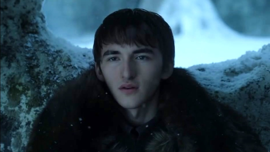 Game of Thrones: Sansa and Bran