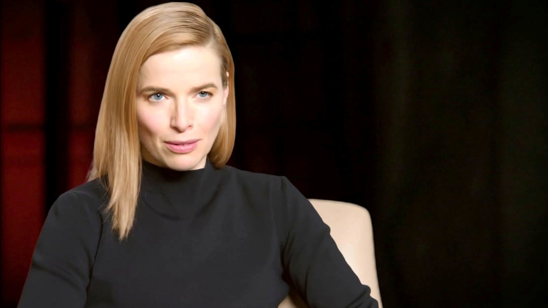 Red Sparrow: Thekla Reuten On The Book's Author Being Ex-CIA