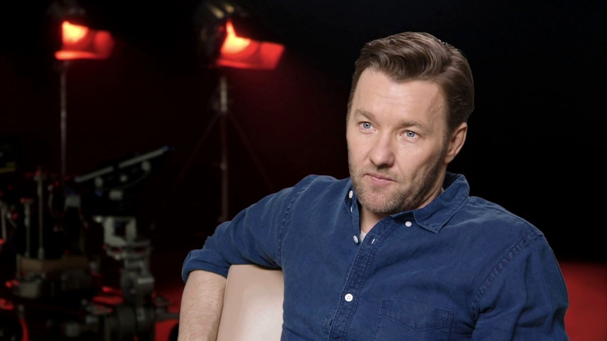 Red Sparrow: Joel Edgerton On His Character