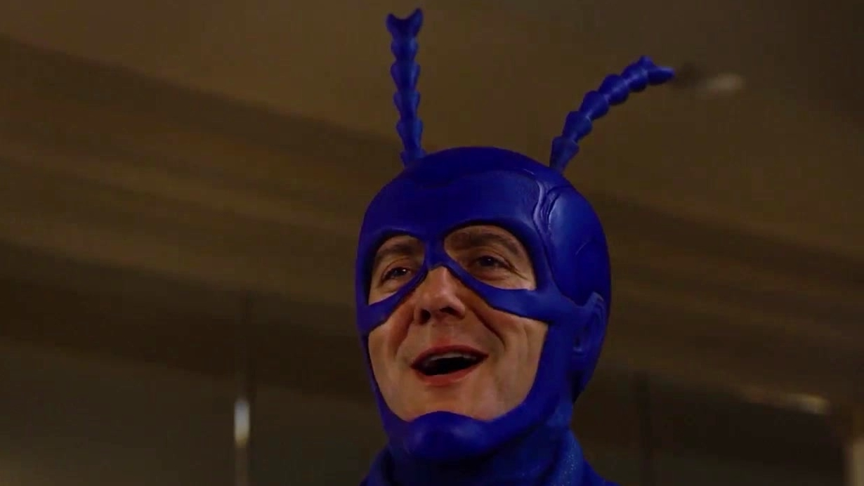 The Tick: Behind the Scenes: Costumes