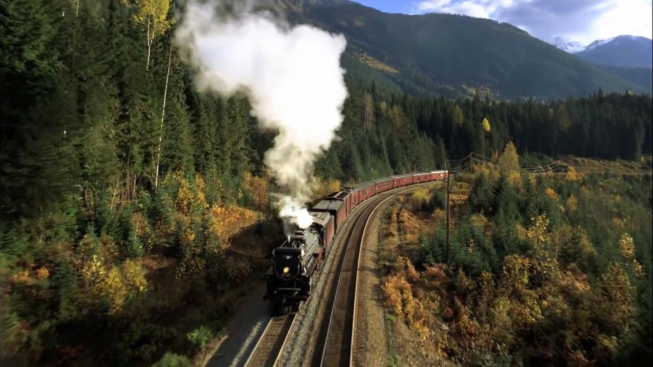 Rocky Mountain Express (Clean Trailer)