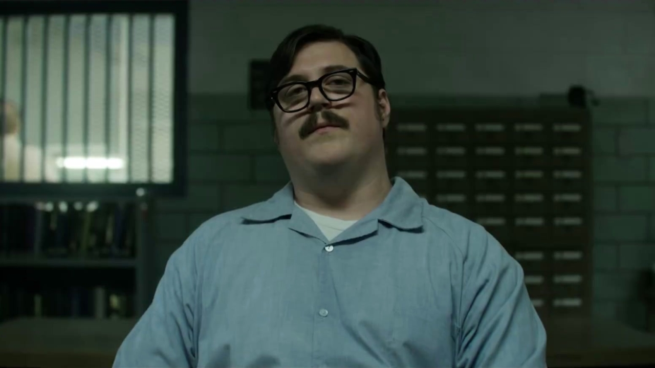 Mindhunter: Cameron Britton