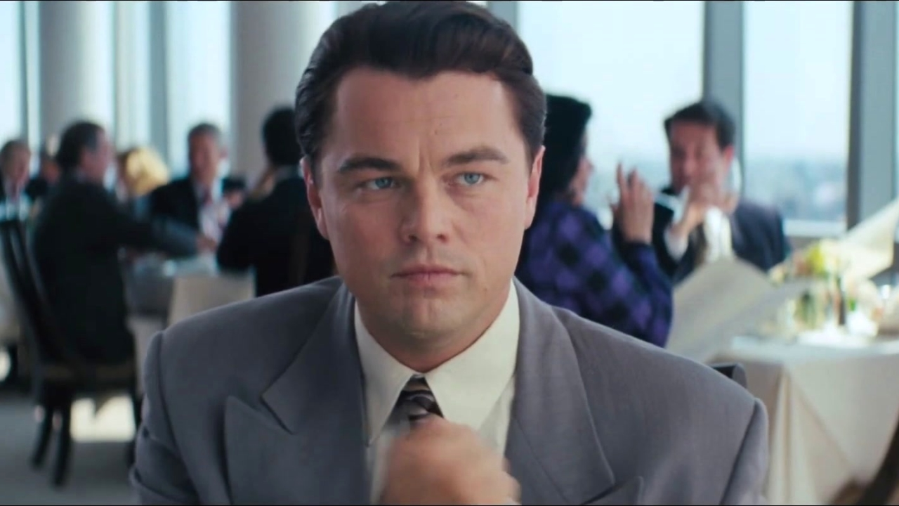 Wolf Of Wall Street, The (Clean Trailer)
