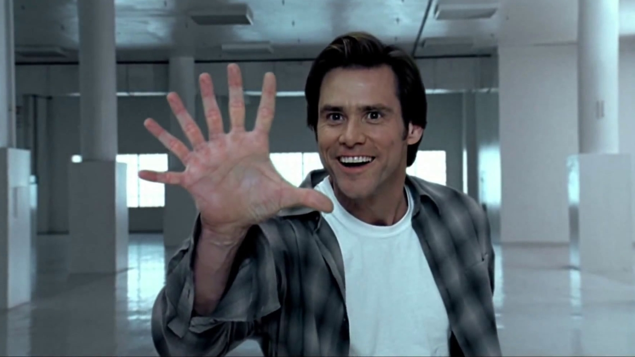 Bruce Almighty (Clean Trailer)