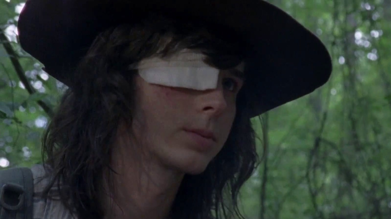 The Walking Dead: Carl's Journey