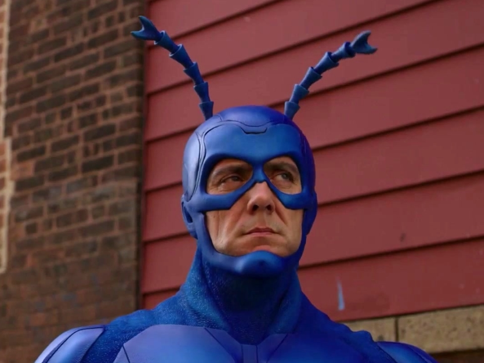 The Tick: Becoming The Tick