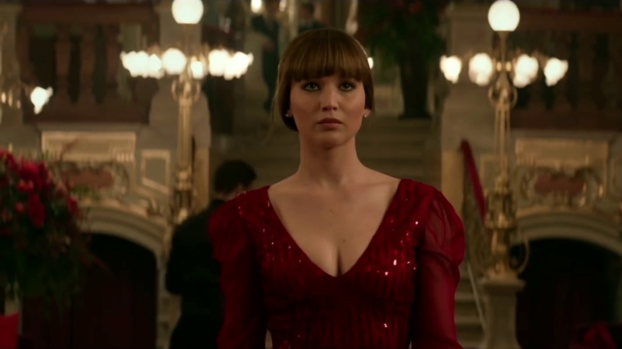 Red Sparrow: Deception Is A Game (TV Spot)