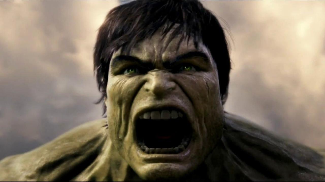 The Incredible Hulk (Clean Trailer)