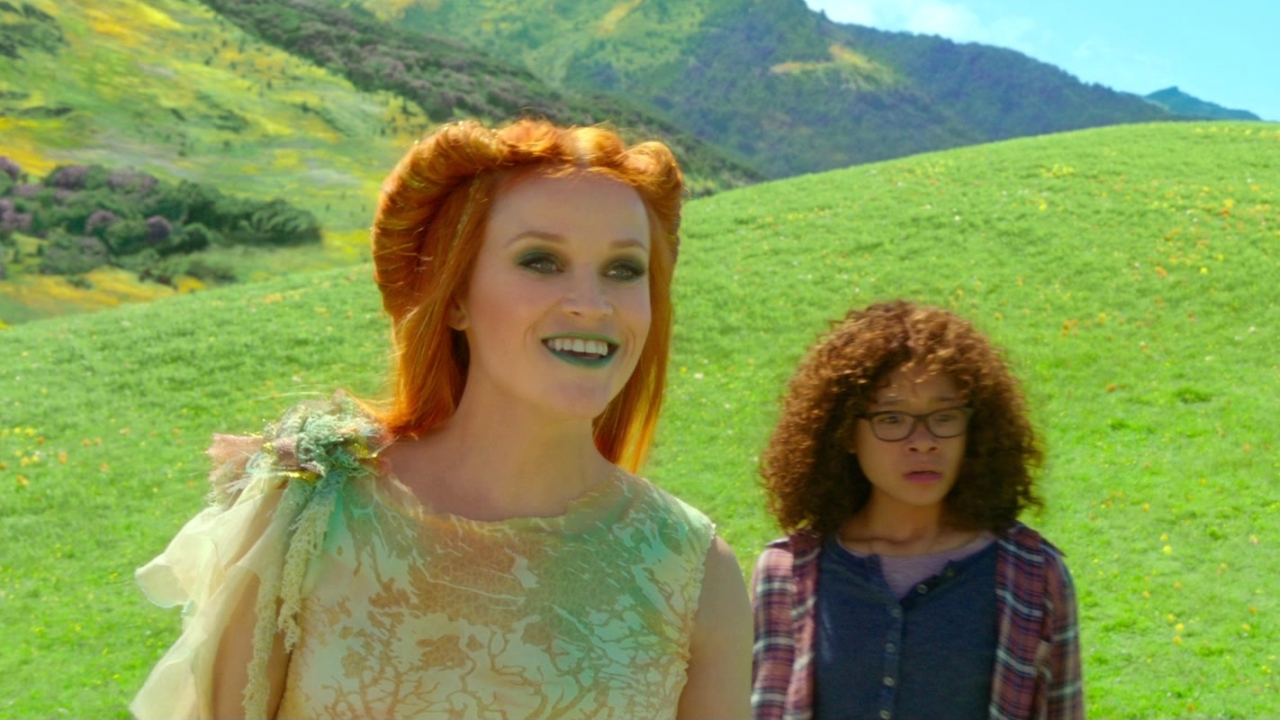 A Wrinkle In Time: They Speak Color