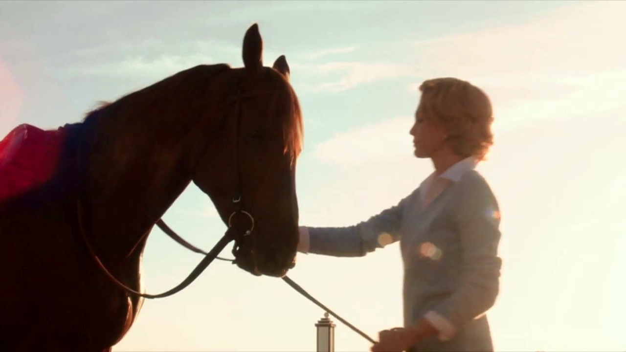 Secretariat (Clean Trailer)