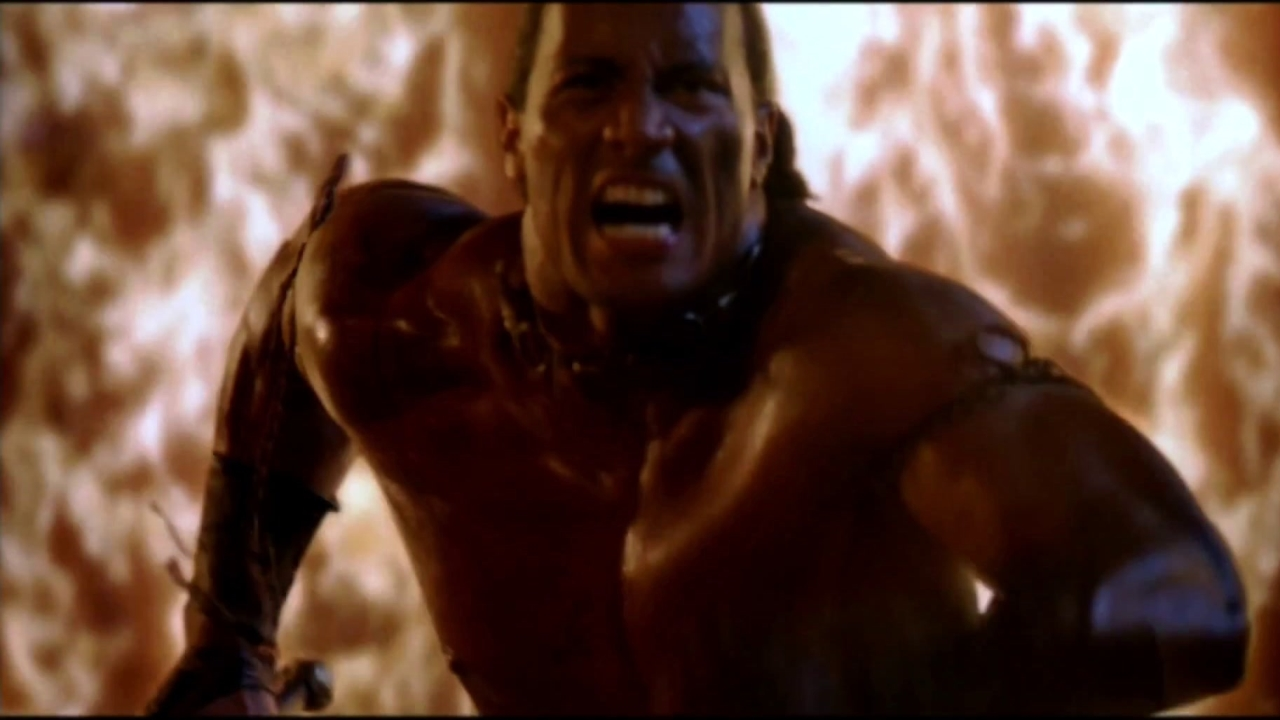 Scorpion King, The (Clean Trailer)