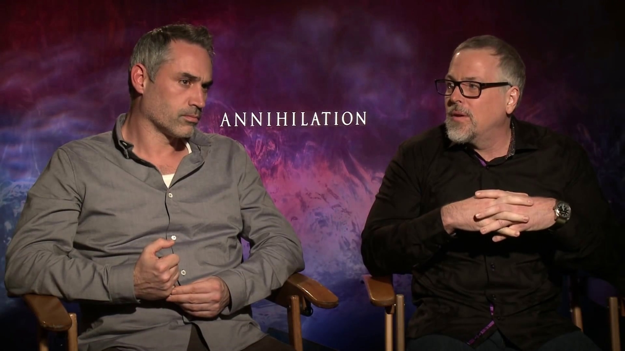 Annihilation: From Page To Screen (Featurette)