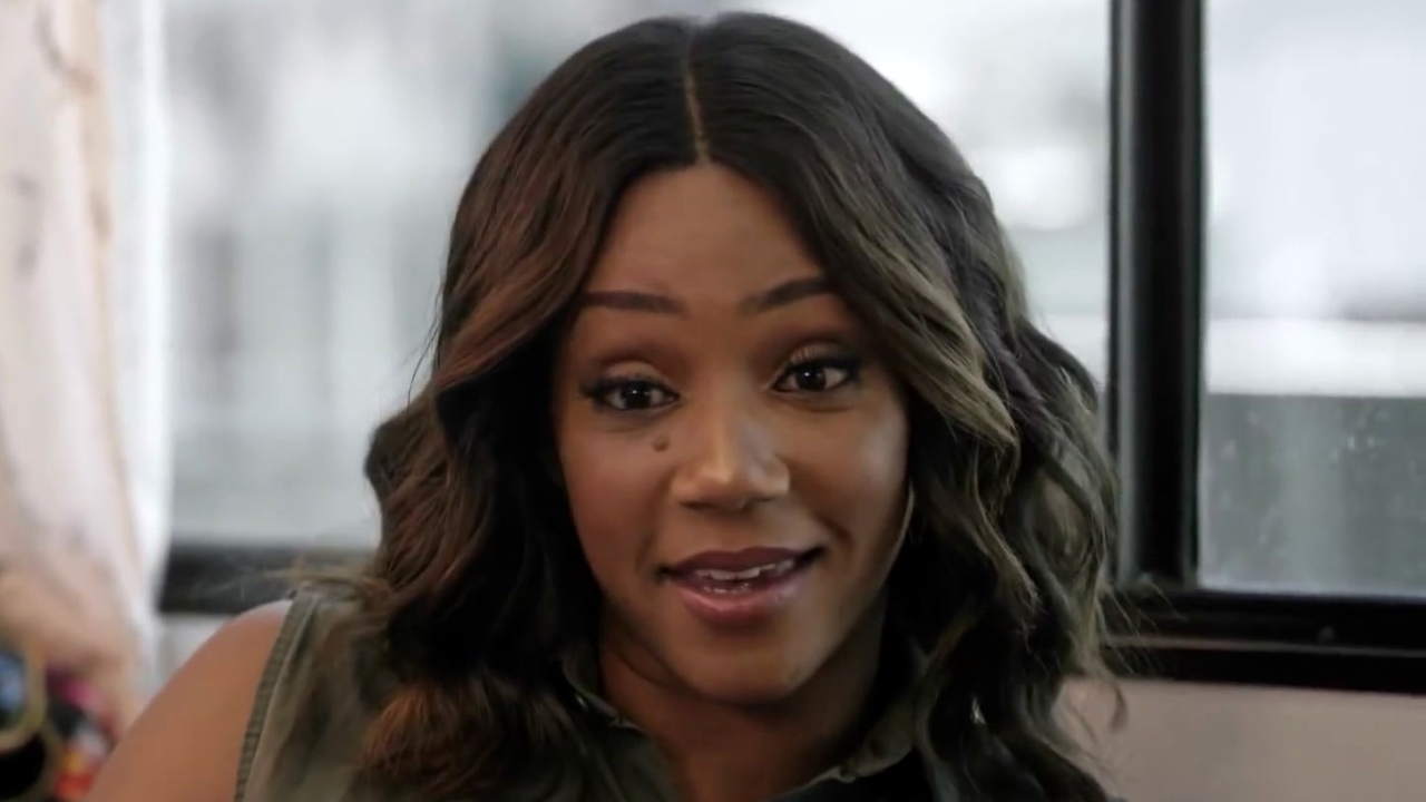 The Last O.G.: Take 5 with Tiffany Haddish