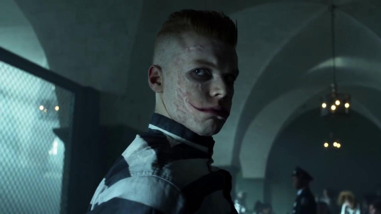 Gotham: A Dark Knight: A Beautiful Darkness