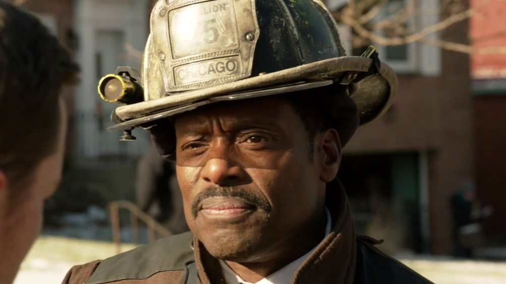Chicago Fire: This Is Professional Work