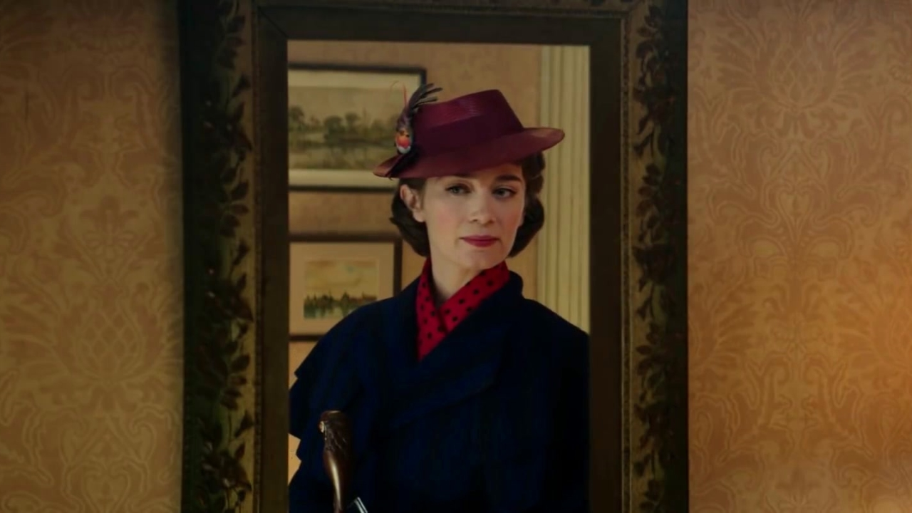 Mary Poppins Returns (International Teaser Trailer)