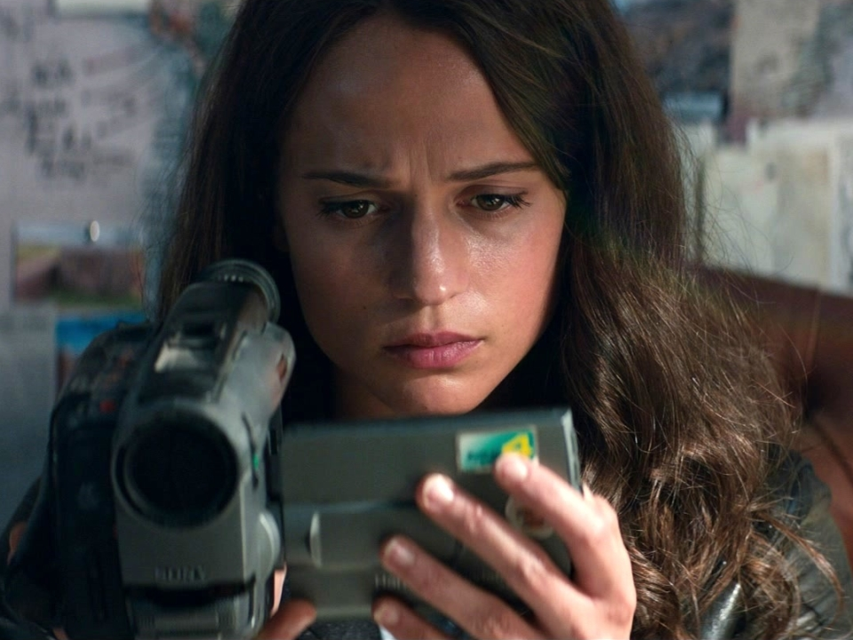 Tomb Raider: I Need You To Do Me A Favor