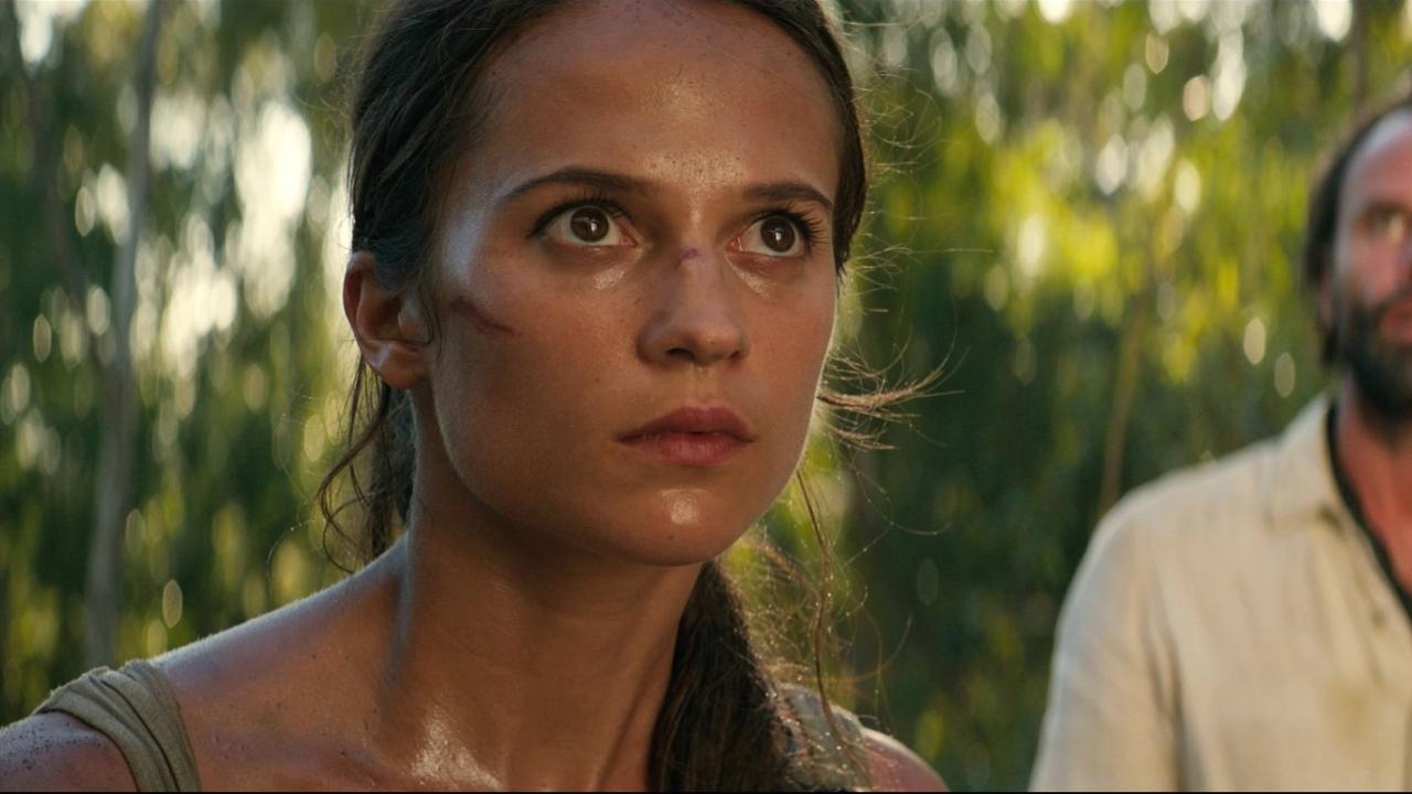Tomb Raider: Puzzle Door