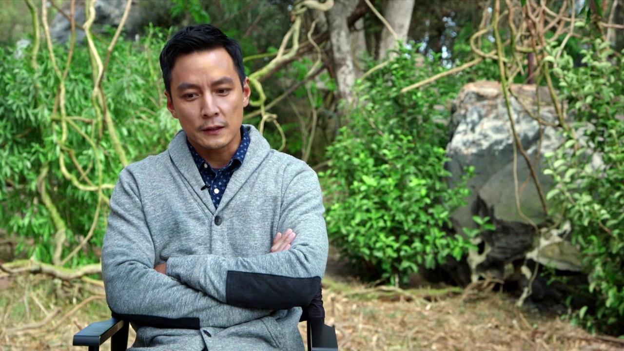 Tomb Raider: Daniel Wu On 'Lu Ren's' Journey