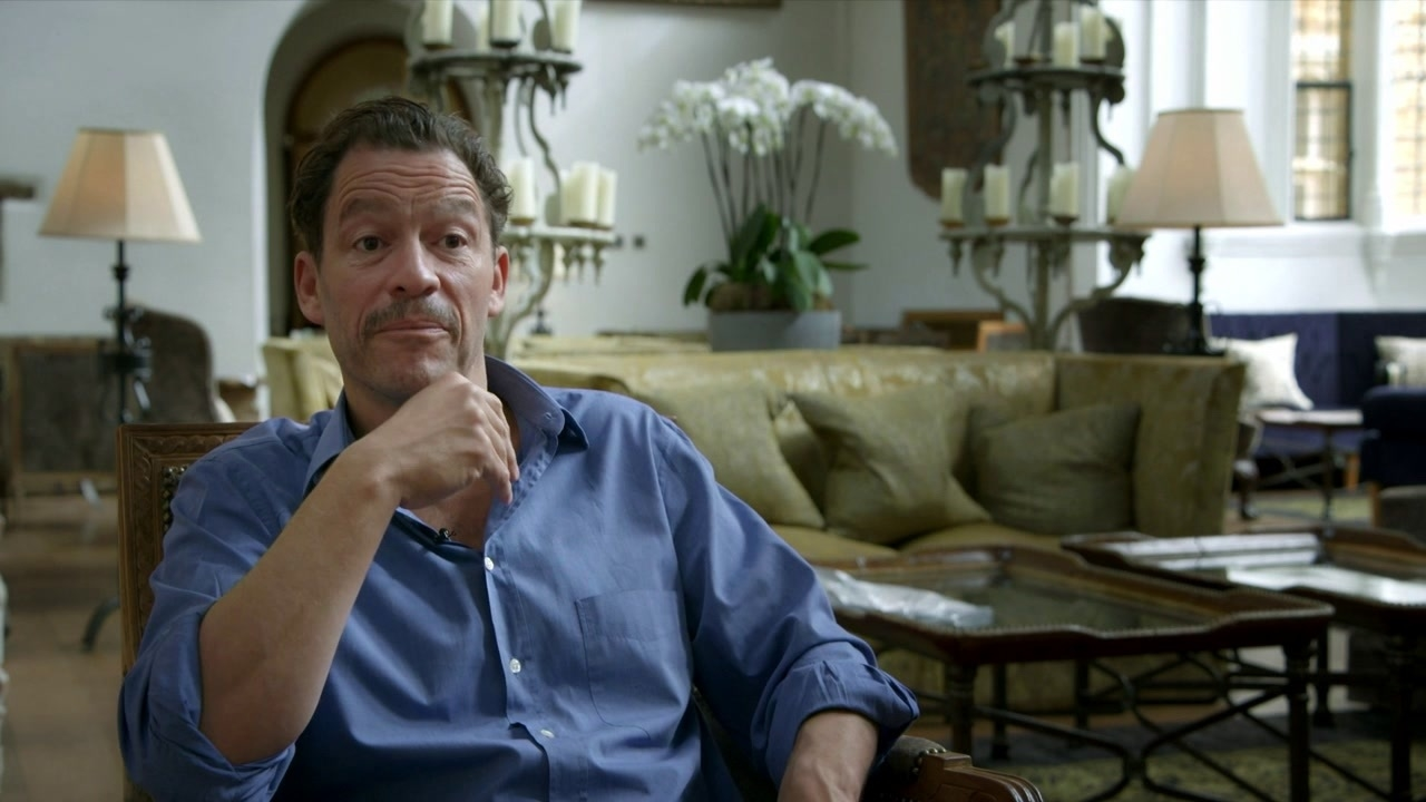 Tomb Raider: Dominic West On The Father-Daughter Relationship