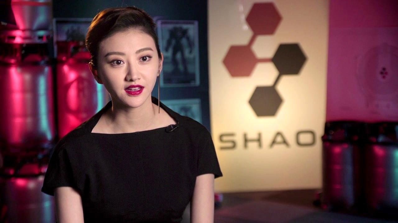Pacific Rim Uprising: Jing Tian On Her Character Shao Liwen