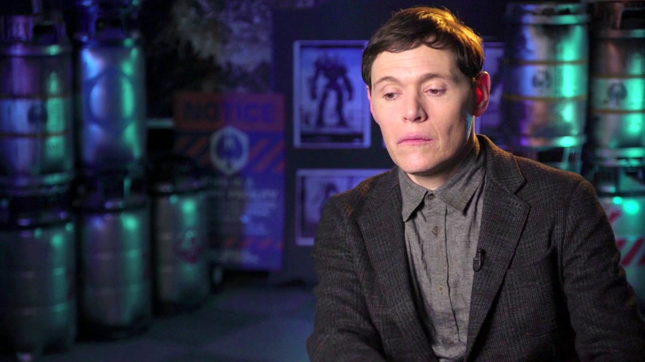 Pacific Rim Uprising: Burn Gorman On The Relationship Between Newt And Gottlieb