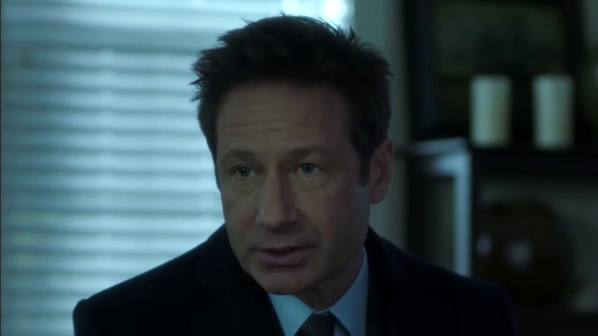 The X-Files: Mulder Talks With A Mother