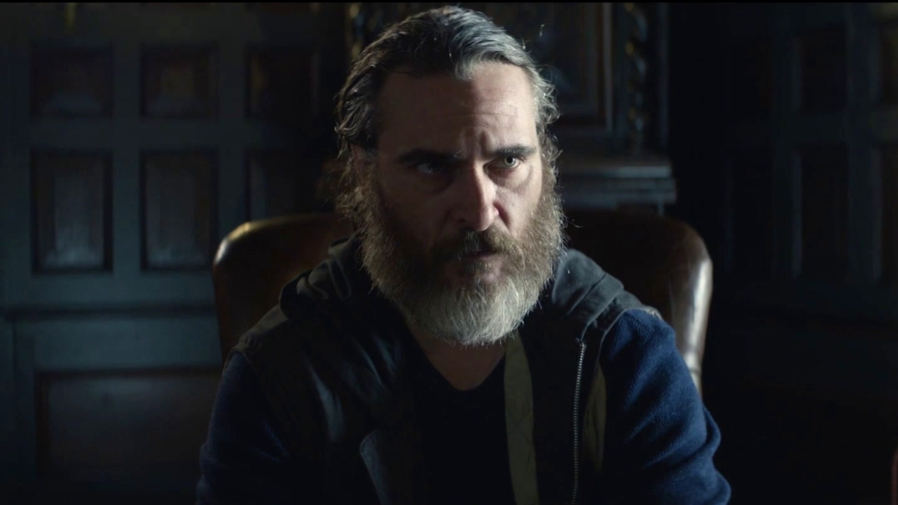 You Were Never Really Here: Senator
