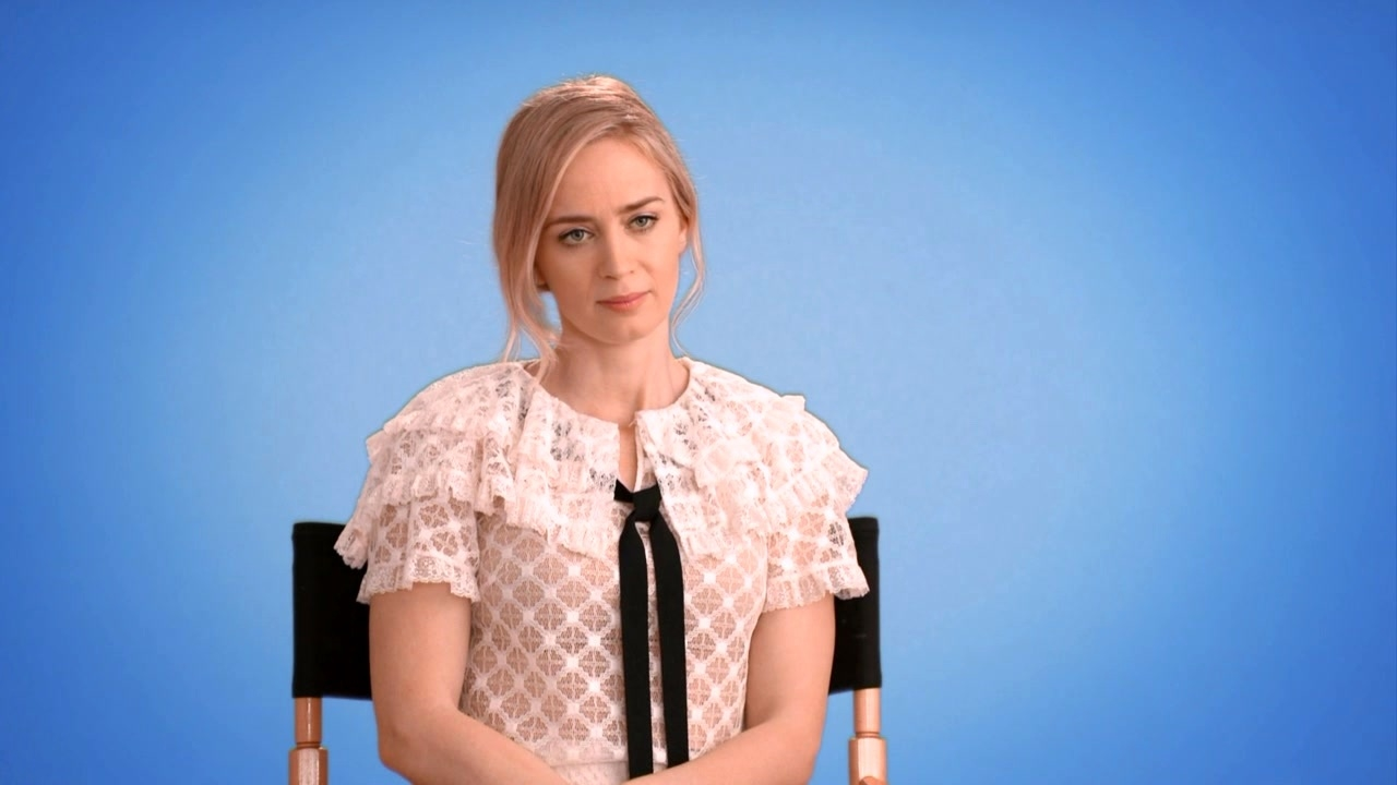 Sherlock Gnomes: Emily Blunt On Playing Juliet Again