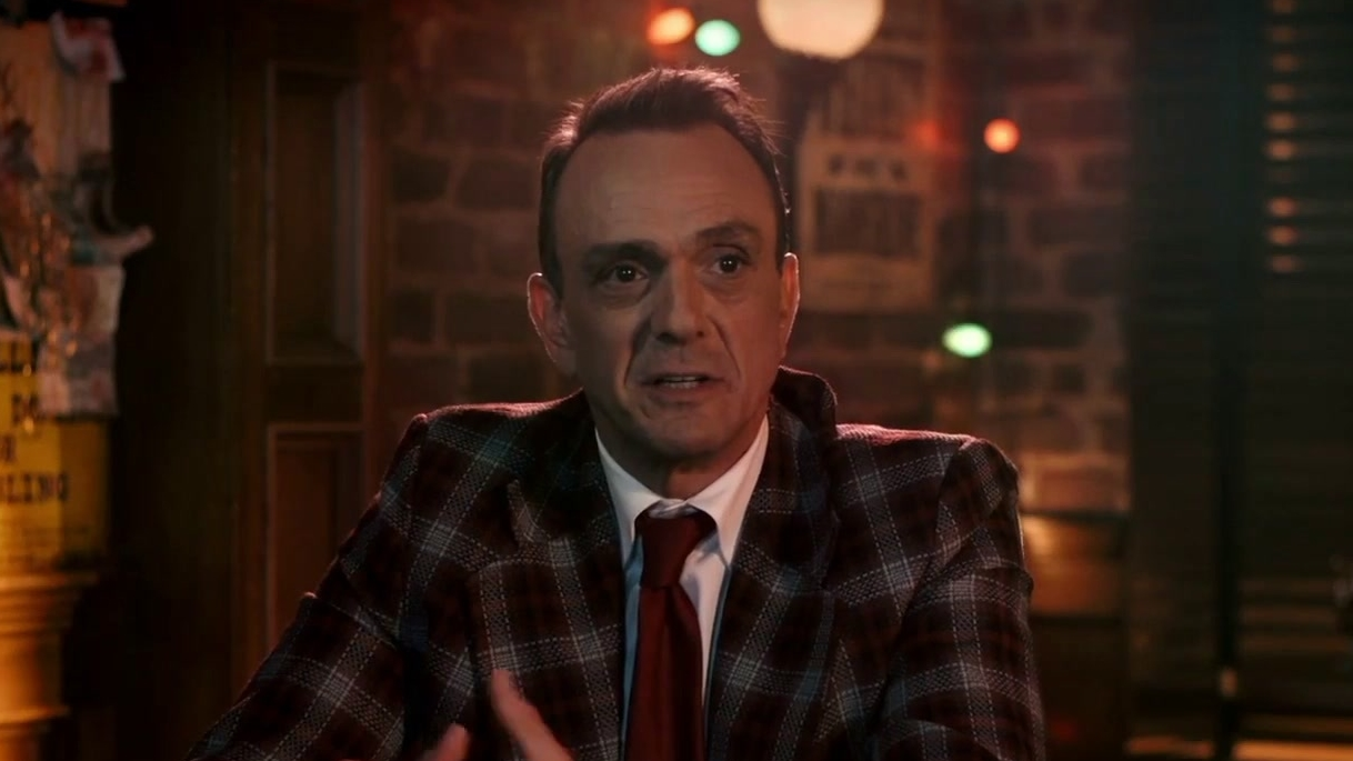 Brockmire: Brockmire vs. Raj (Featurette)